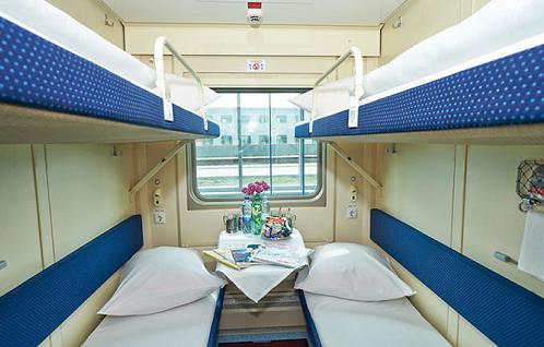 фото двухэтажный поезд москва санкт-петербург