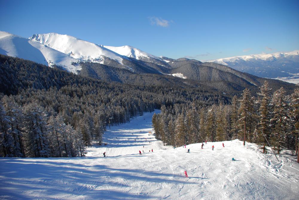 Зимние фотографии Болгарии