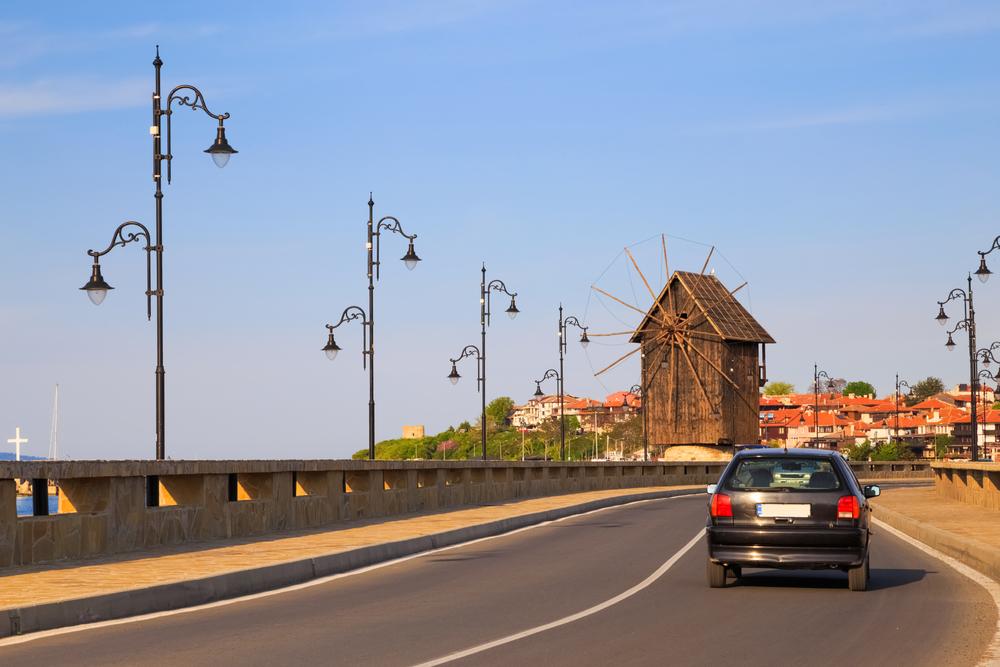 На автомобиле по Болгарии