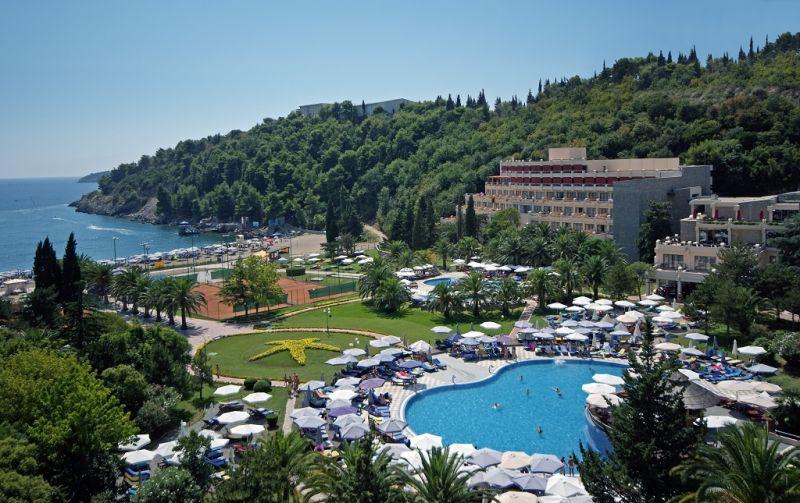 Отели в Черногории