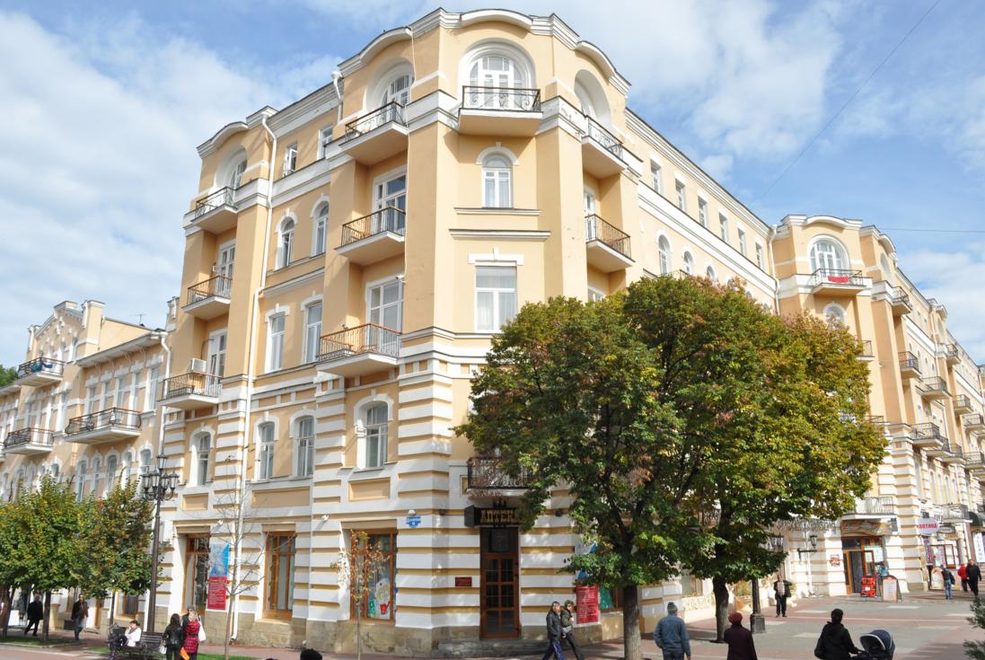 Отели Кисловодска
