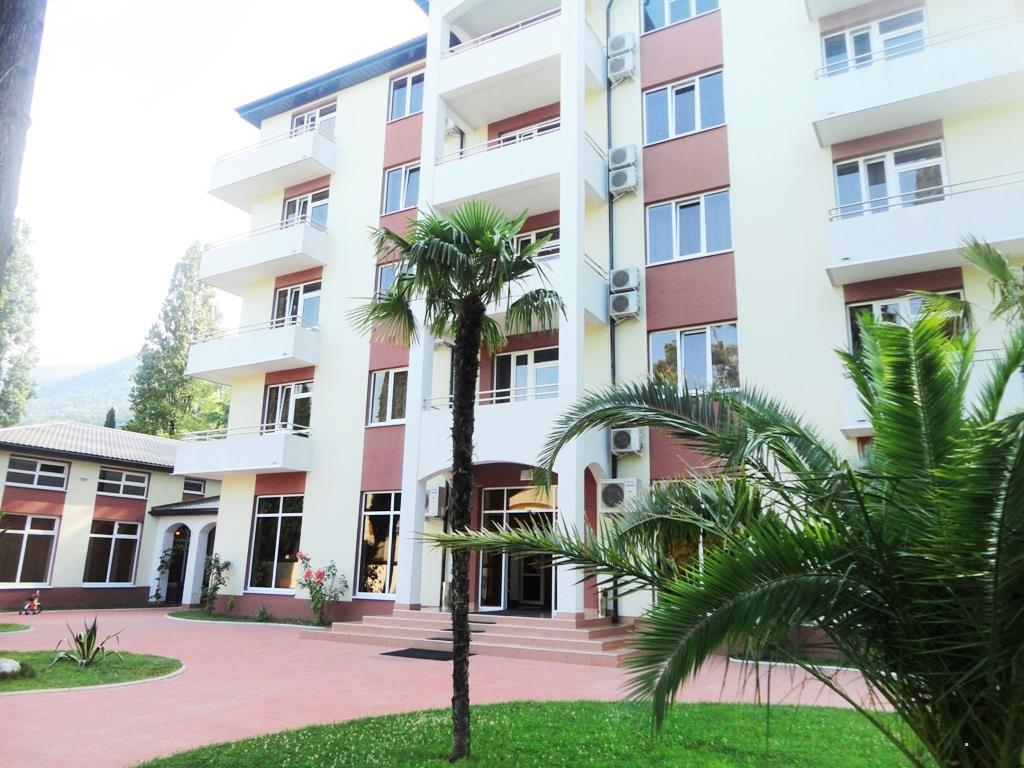 Отели Абхазии