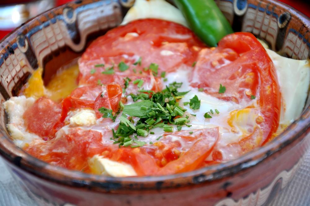 Питание в Болгарии