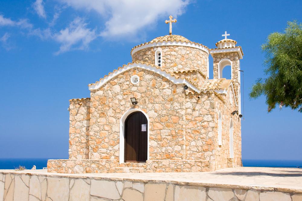 Церковь Айос Элиас в Протарасе