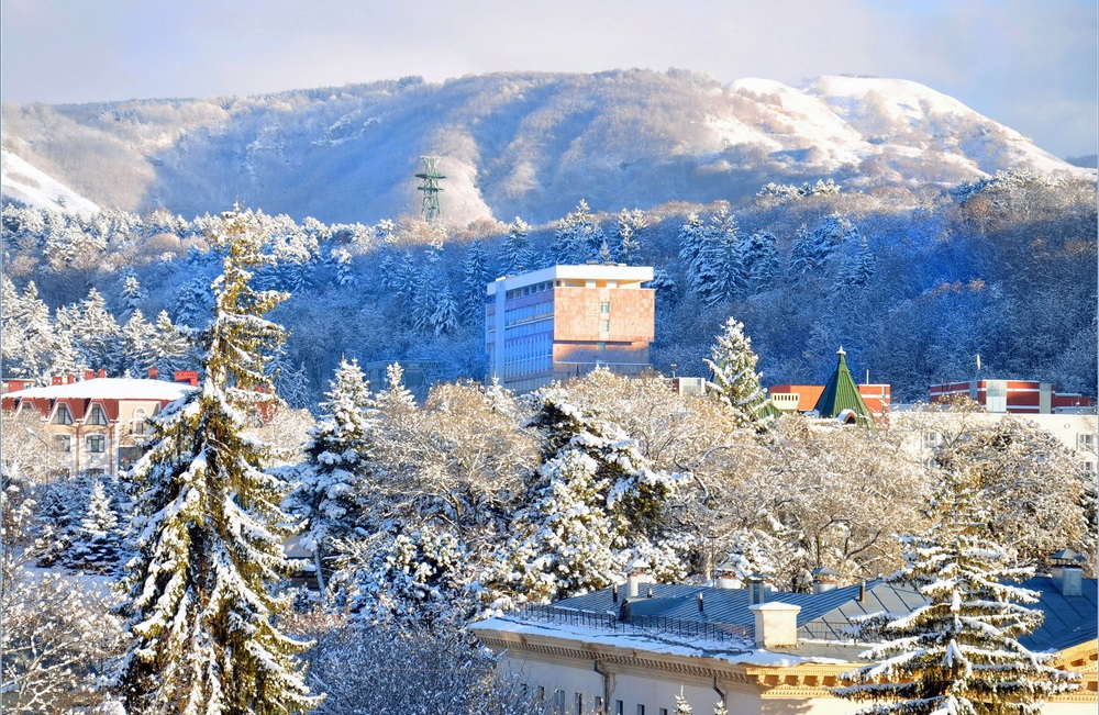 Погода в Кисловодске