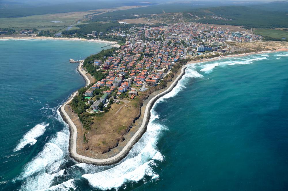 Фотографии моря в Болгарии