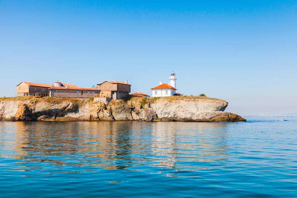 Остров Святой Анастасии в Болгарии