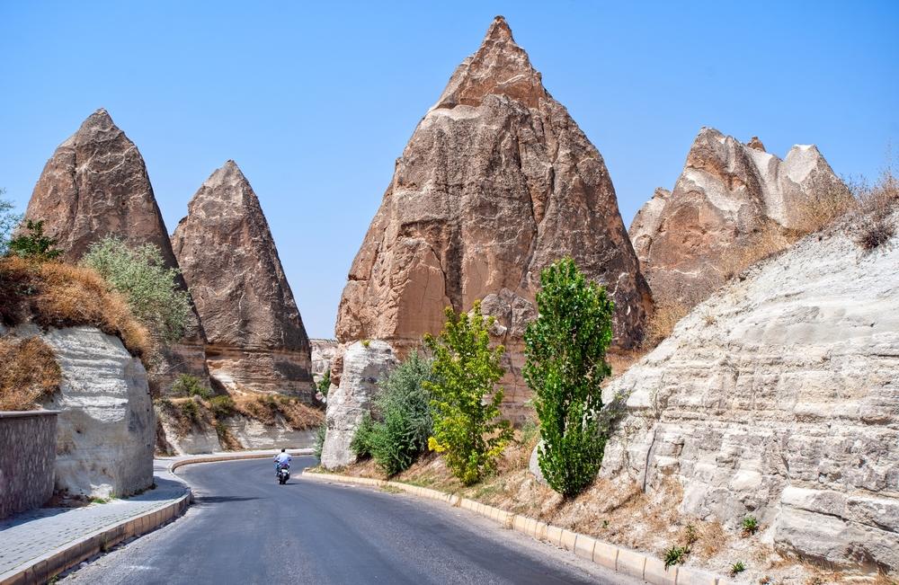 Дорога в Каппадокию