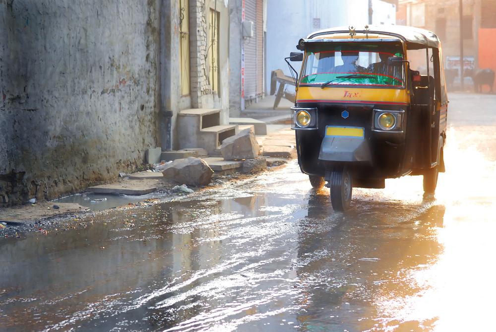 Погода в Индии